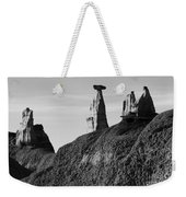 Bisti Land Form 1 Weekender Tote Bag