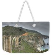 Bixby Bridge Weekender Tote Bag