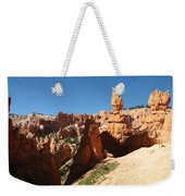 Bizarre Shapes - Bryce Canyon Weekender Tote Bag