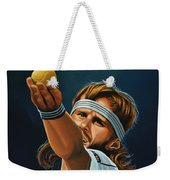 Bjorn Borg Weekender Tote Bag by Paul Meijering