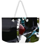 Black 1955 Thunderbird Weekender Tote Bag
