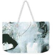 Black And White #1 Weekender Tote Bag