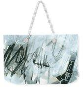 Black And White #5 Weekender Tote Bag