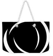 Black And White Art - 104 Weekender Tote Bag