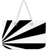 Black And White Art - 142 Weekender Tote Bag