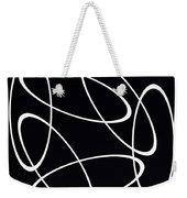 Black And White Art - 147 Weekender Tote Bag