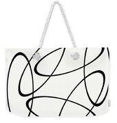 Black And White Art - 148 Weekender Tote Bag