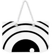 Black And White Art 167 Weekender Tote Bag