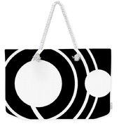 Black And White Art 170 Weekender Tote Bag