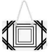 Black And White Art 175 Weekender Tote Bag