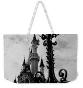 Black And White Fairy Tale Weekender Tote Bag