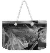 Black And White Moments Weekender Tote Bag