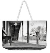 Black And White Or Shades Of Gray? Weekender Tote Bag