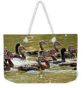 Black-bellied Whistling Ducks Weekender Tote Bag