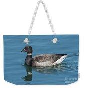 Black Brant Swimming Weekender Tote Bag