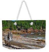 Black Brook In Cape Breton Highlands Np-ns Weekender Tote Bag
