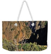 Black Canyon Weekender Tote Bag