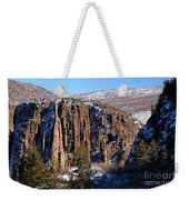 Black Canyon Butte Weekender Tote Bag