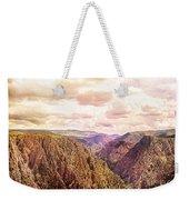 Black Canyon Colorado Weekender Tote Bag