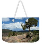 Black Canyon Juniper Weekender Tote Bag