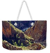 Black Canyon Of The Gunnison Weekender Tote Bag
