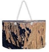 Black Canyon Pinnacles Weekender Tote Bag