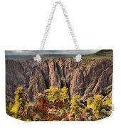 Black Canyon Spires Weekender Tote Bag