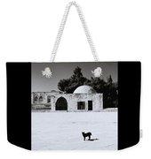 Black Cat Weekender Tote Bag
