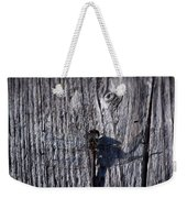 Black Darter Weekender Tote Bag
