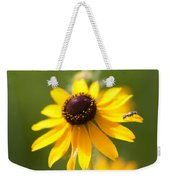 Black-eyed Susan With Friend Weekender Tote Bag