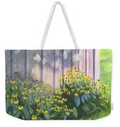 Black Eyed Susans Weekender Tote Bag