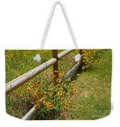 Black Eyed Susans In A Wildflower Meadow Weekender Tote Bag