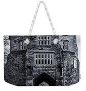 Black Gate Weekender Tote Bag