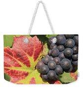 Black Grapes Weekender Tote Bag