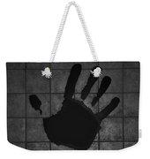 Black Hand Weekender Tote Bag