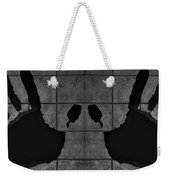 Black Hands  Weekender Tote Bag