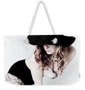 Black Hat Weekender Tote Bag