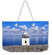 Black Head Lighthouse Weekender Tote Bag