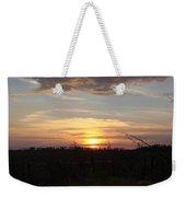 Black Hills Sunset IIi Weekender Tote Bag