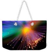 Black Hole Sun Weekender Tote Bag