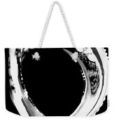 Black Magic 309 Inverted Weekender Tote Bag