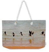 Black-necked Stilt - Lake Powell Weekender Tote Bag