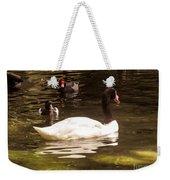 Black-necked Swan Weekender Tote Bag