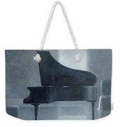 Black Piano 2004 Weekender Tote Bag