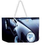 Black Porsche Turbo Weekender Tote Bag