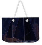 Black Princess Weekender Tote Bag