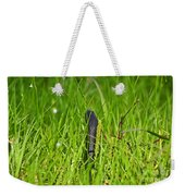 Black Racer Back Weekender Tote Bag by Al Powell Photography USA