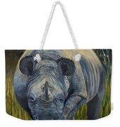 Black Rhino Weekender Tote Bag