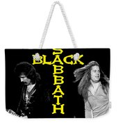 Black Sabbath 1978 Weekender Tote Bag