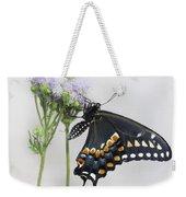 Black Swallowtail II Weekender Tote Bag